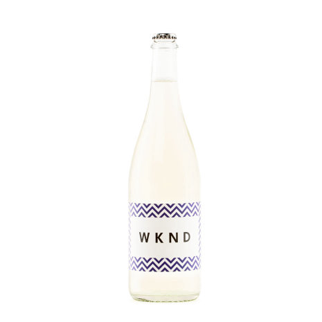 NV WKND® Sparkling White Wine
