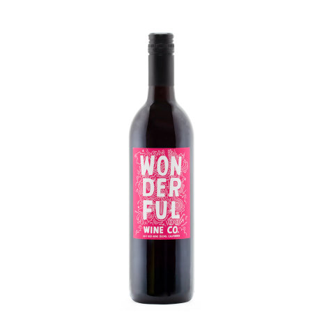 2017 Wonderful Wine Co. Red Blend