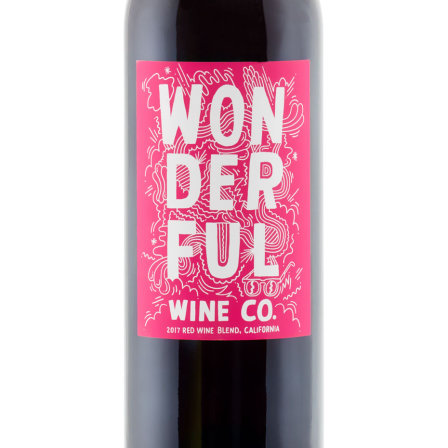 2017 Wonderful Wine Co.® Red Blend
