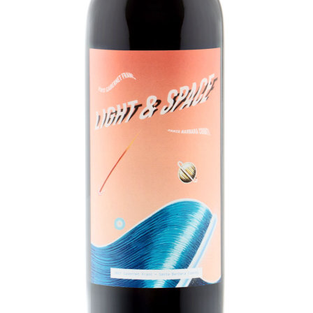 2017 Light & Space Cabernet Franc