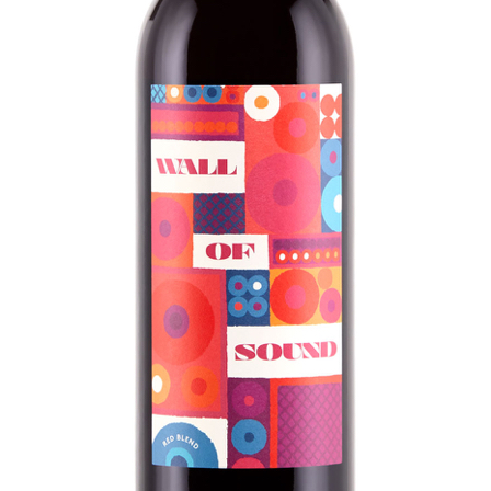 2018 Wall of Sound Red Blend