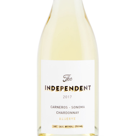 2017 The Independent® Chardonnay