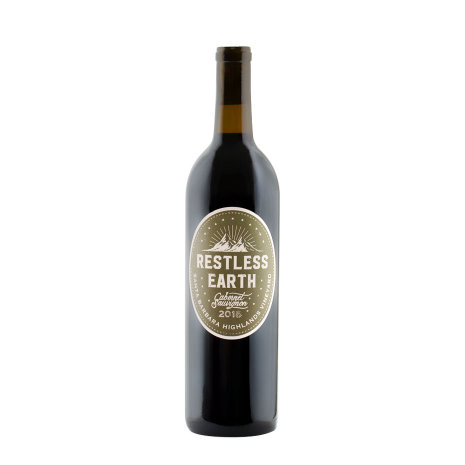 2018 Restless Earth Cabernet Sauvignon