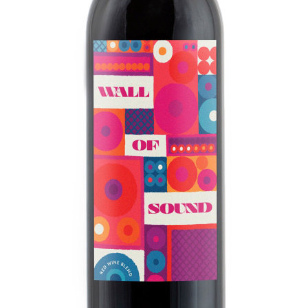 2019 Wall of Sound Red Blend
