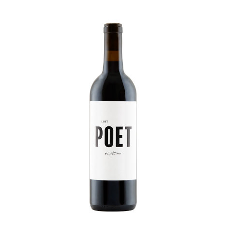 2017 Lost Poet Red Blend