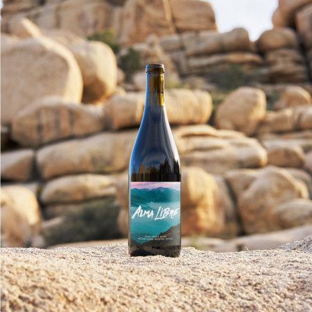 2020 Alma Libre Pinot Noir 12652 by Winc wine subscription