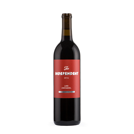 2016 The Independent® Zinfandel
